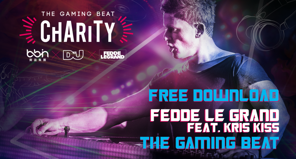 Fedde Le Grand The Gaming Beat Free Download