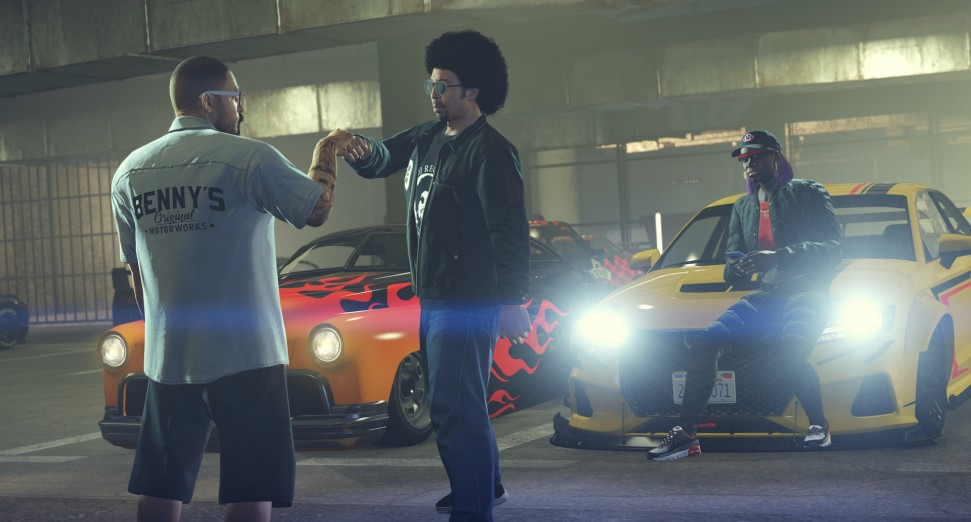 Moodymann appears as in-game character in GTA Online, debuts new music